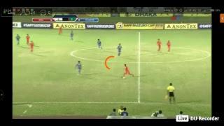 India vs Maldives (SAFF Cup 2018) (Dsports)