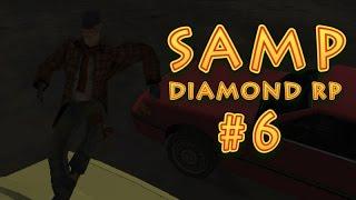 SAMP (DiamondRp) - #6 - Сколько стоит аренда? Машины.(, 2015-06-28T05:00:01.000Z)
