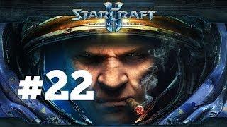 StarCraft 2 - Машина войны - Часть 22 - Эксперт - Прохождение Кампании Wings of Liberty