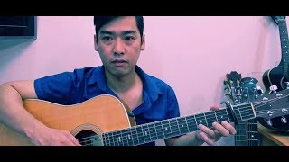 Dĩ Vãng Cuộc Tình (Tuấn Hưng) - Guitar Cover Live