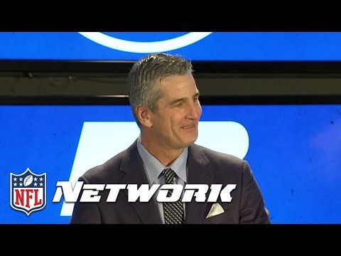 """Frank Reich, """"The Backup Role has Suited Me Well,"""" on Becoming Colts Head Coach 