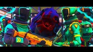 Toxic Outbreak Challenge in Fortnite