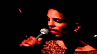 "Goapele live San Diego Anthology 02/17/12 ""Undertow"""