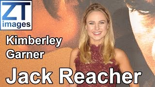 Kimberley Garner at the film premiere Jack Reacher: Never Go Back in London, UK.