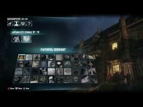 Batman: Arkham Knight playthrough: Gotham City Stories