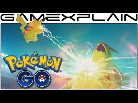 Pokémon Go - Big Gym Update Out Now! Quick Tour!