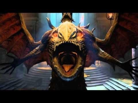 Dragon's Dogma : Dark Arisen | Daimon (Second Form) - Part 2 - YouTube