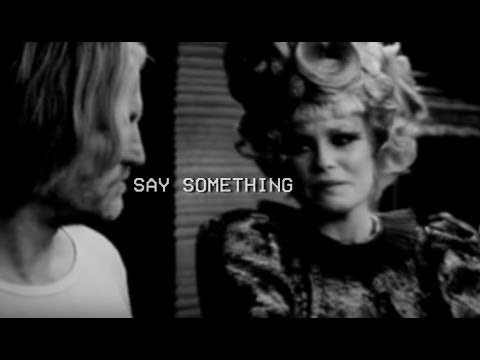 Haymitch and Effie | anywhere I would've followed you.