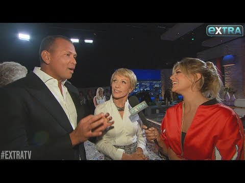 Alex Rodriguez Gushes Over Jennifer Lopez, Reveals What They Think of J-Rod Nickname