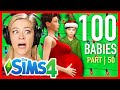 Single Girl Throws Her First Christmas In The Sims 4 | Season Finale Part 50