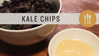 Kale Chips - Superfoods