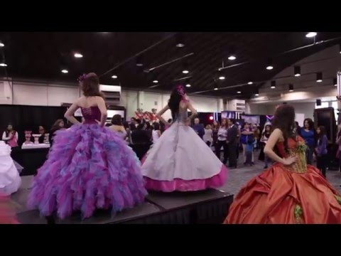 Expo Quinceanera Magazine Los Angeles the biggest quinceanera expo in Socal!
