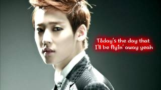 U-Kiss Stop Girl (Eng Ver.) Lyrics HD