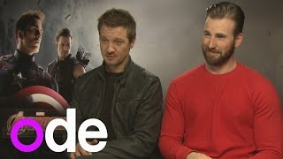 Avengers: Jeremy Renner and Chris Evans reveal their favourite Age of Ultron scenes