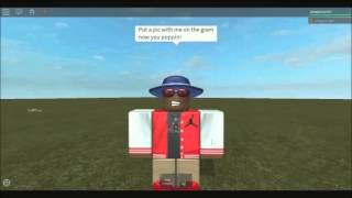 Future- Where Ya At (Roblox Version) [Acting By Armyperson557]