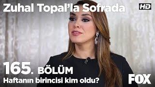 Haftanın birincisi kim oldu? Zuhal Topal'la Sofrada 165. Bölüm