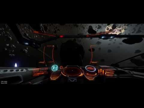 Exploring Elite: Dangerous - Episode 3: The Hunt for Pristine Reserves