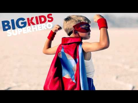 BIGkids - Superhero [Music Box]