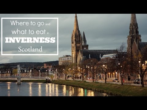 A DAY IN INVERNESS {macaroons, cakes and all the places you have to visit!} || #NatbeesTravels