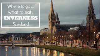 A DAY IN INVERNESS macaroons, cakes and all the places you have to visit! #NatbeesTravels