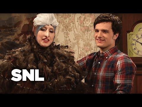 Thanksgiving Guest - SNL