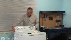 Washing Machine Repair - Replacing the Timer (GE Part # WH12X10348)