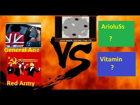 ROTR 1.87 Pub 1.7 General Aziz Red Army vs ArioluSs Vitamin
