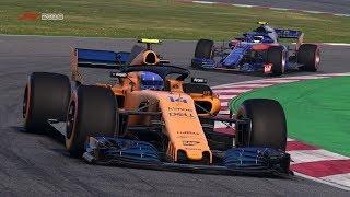 第5戦 決勝 F1 2018 [PC 4K]  スペイン編