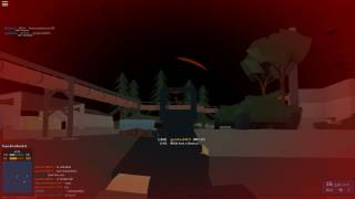 roblox phantom forces 5 hackers CAUGHT AND A MODERATOR BANS 1 MID GAME