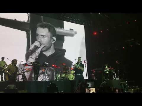 Maroon 5 - This Love ( Red Pill Blues Tour Live in Bangkok 2019 )