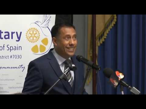 CoP Gary Griffith Introduces New Anti-Crime Initiatives
