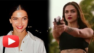 Deepika Padukone REACTION On Less Screen Time In XXX Return Of Xander Cage Trailer