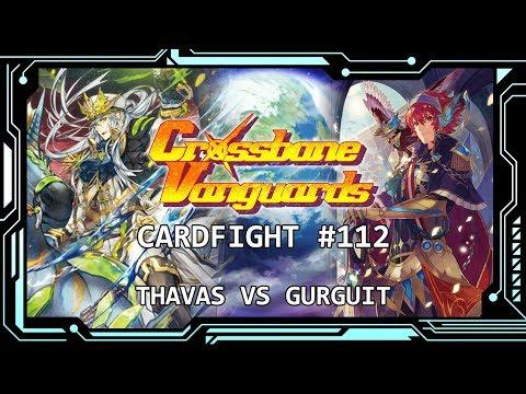 Master and Commander - Thavas VS Gurguit (Aqua Force VS Gold Paladin)