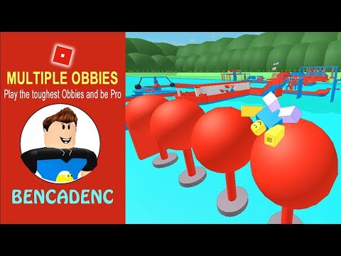 🔴 Ben Live Stream Party | Roblox Multiple Obby: Be Obby Pro Learn Tricks