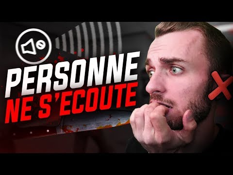 PERSONNE NE S'ÉCOUTE ! (ft. Squeezie, Gotaga, Micka, Doigby, Cyril)