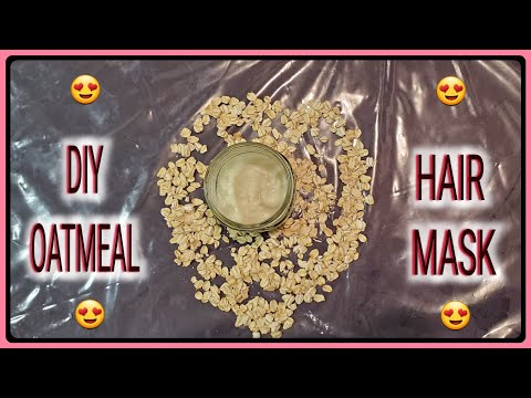 😍-how-to-make-|-diy-oatmeal-hair-mask-😍-for-growth,-moisture-&-softness-|-all-hair-types-😍