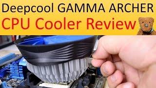 Deepcool Gamma Archer CPU cooler review