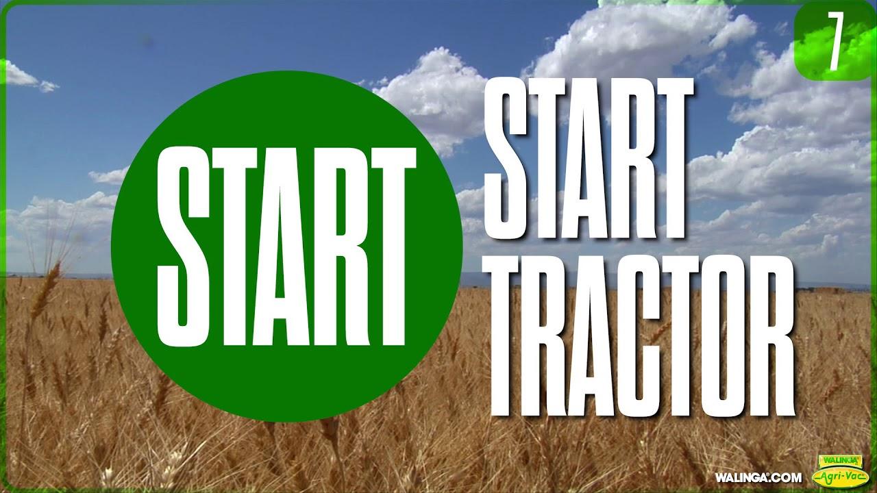 Walinga Agri-Vac Quick Start Guide