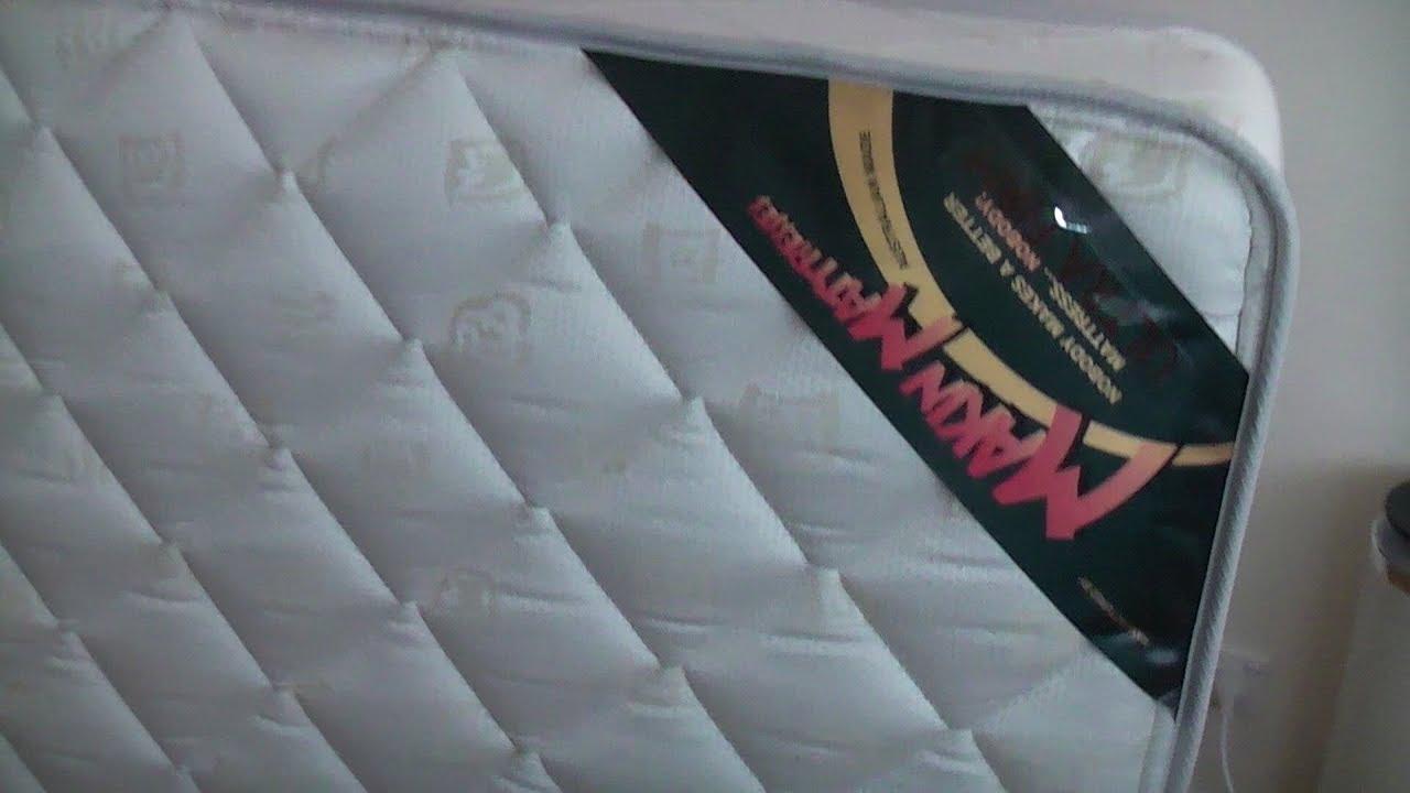 Makin Mattress Ultra Firm Review