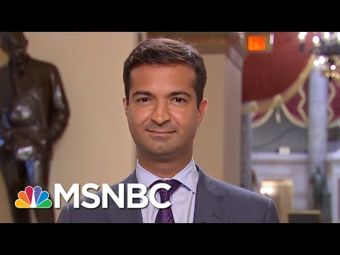 Battle Between Two GOP Immigration Bills Faces Vote Next Week | MTP Daily | MSNBC