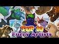 Top 10 MOST POPULAR Furry Artists!