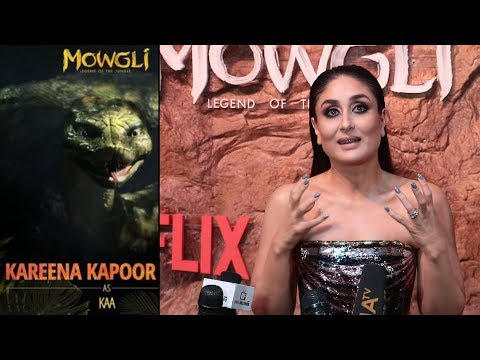 Kareena Kapoor As Kaa | Mawgli Legend Of The Jungle Webseries