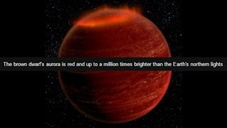 Science sees an Aurora on a Brown Dwarf Starplanet - Stellar Planetary Physics Game Changer