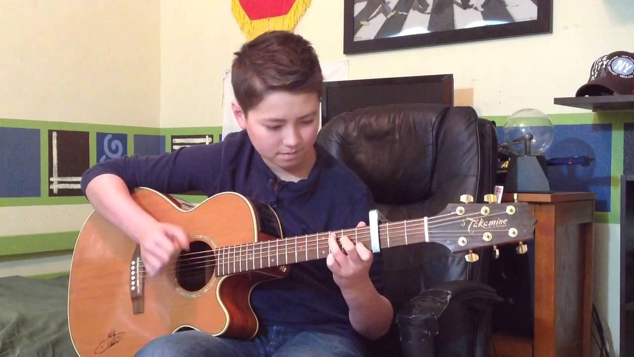 Me And My Broken Heart Rixton Fingerstyle Guitar Cover Youtube