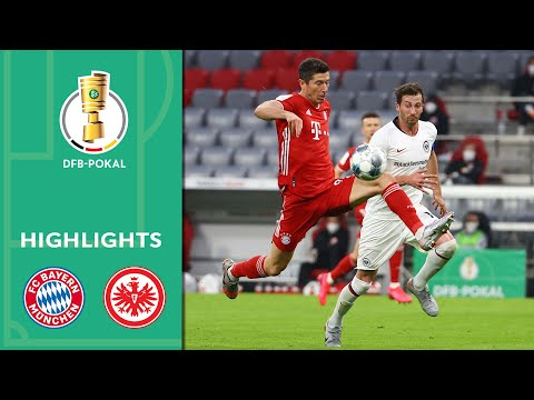 Bayern Munich Eintracht  Frankfurt Goals And Highlights