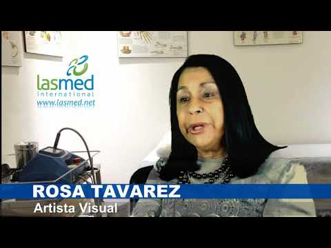 Testimonio Rosa Tavarez - Lasmed,  Hernia Discal
