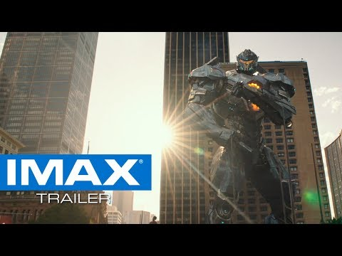 Pacific Rim: Uprising IMAX® Trailer