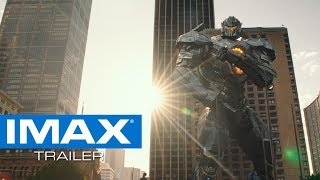 Pacific Rim: Uprising IMAX® Trailer