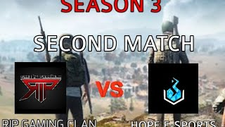 LZ GAMING SQUAD CHALLENGE  S3(RIP VS HOPE)