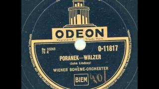 Wiener Bohéme-Orchester - Poranek-Walzer